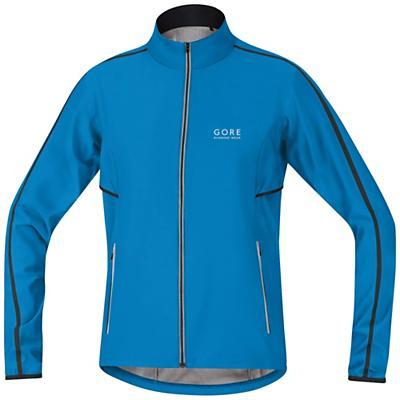 Gore Running Wear Men's Mythos Windstopper Soft Shell Light Jacket
