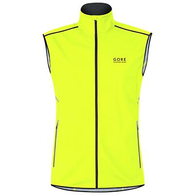 Gore Running Wear Men's Mythos Windstopper Soft Shell Light Vest