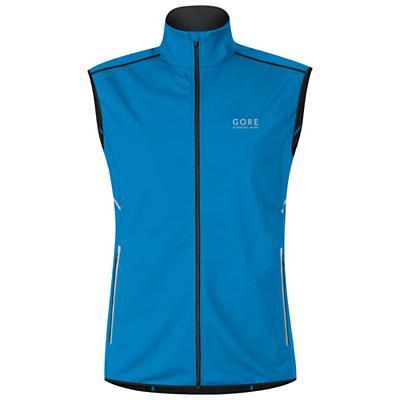 Gore Running Wear Men's Mythos Windstopper Soft Shell Light Vest