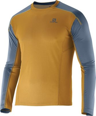 Salomon Men's Apogee Long Sleeve Tee