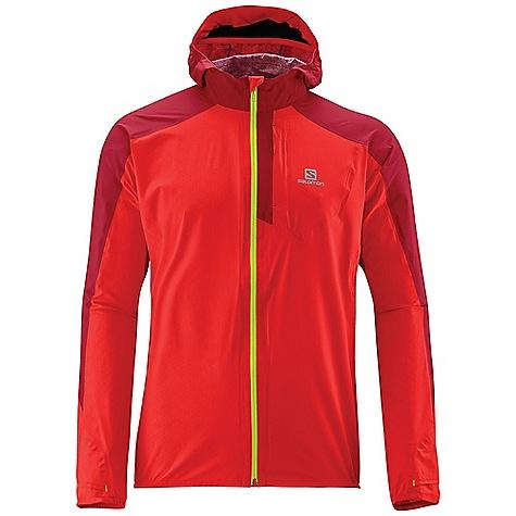 photo: Salomon Men's Bonatti Jacket waterproof jacket
