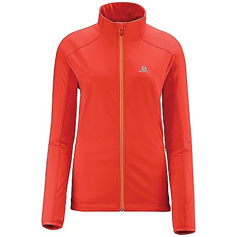 photo: Salomon Women's Charvin Softshell Jacket soft shell jacket