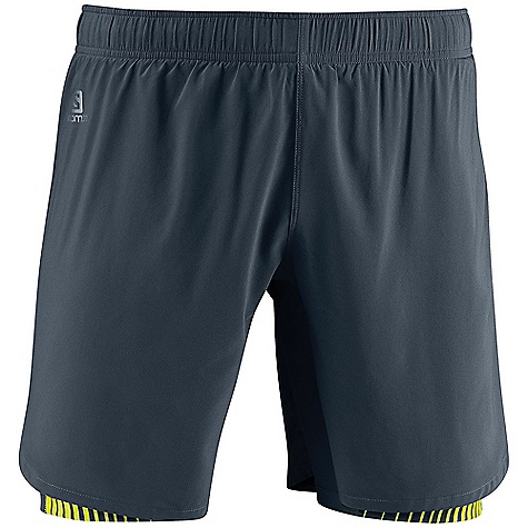 photo: Salomon Endurance Twinskin Short active short