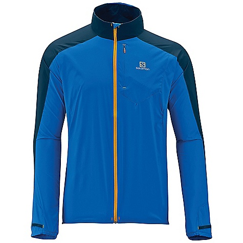photo: Salomon Fast Wing Jacket wind shirt