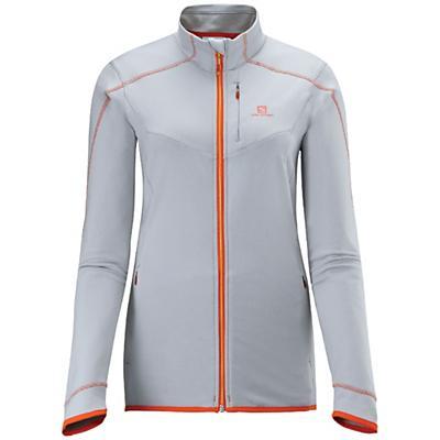 Salomon Women's Minim Midlayer FZ Jacket