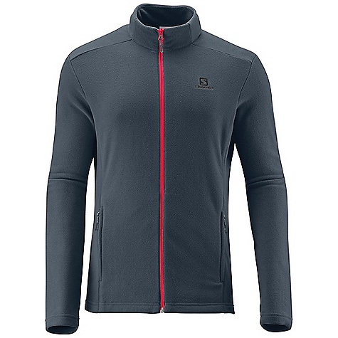 photo: Salomon Panorama FZ Midlayer fleece jacket