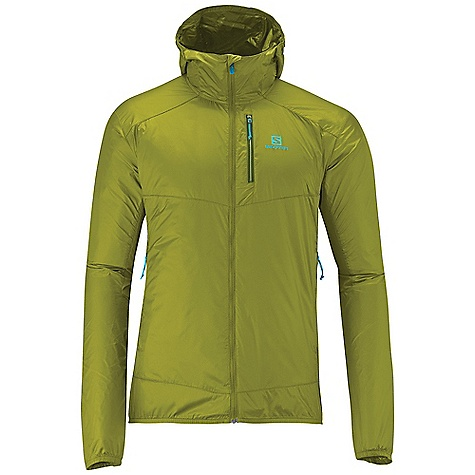 photo: Salomon Terres Jacket wind shirt