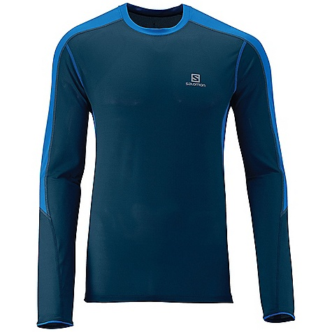 photo: Salomon Trail Runner LS Tee long sleeve performance top