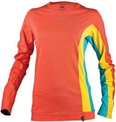 La Sportiva Women's Elixir Long Sleeve T-Shirt