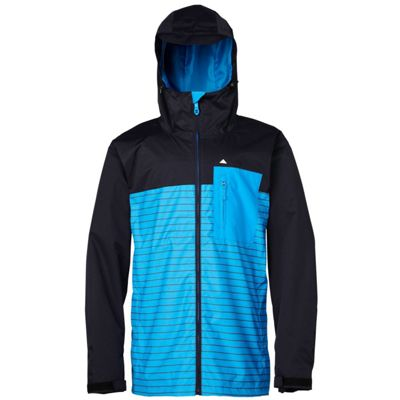 Quiksilver Show All Snowboard Jacket - Men's