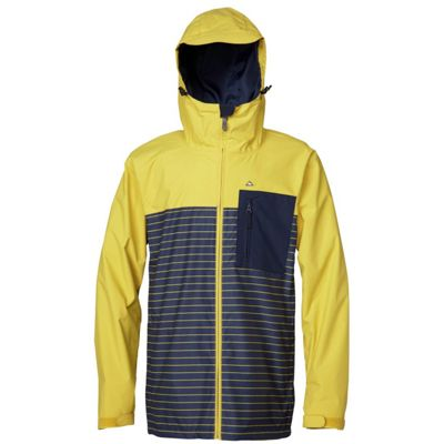 Quiksilver Show All Snowboard Jacket - Men's