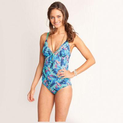 Carve Designs Women's Nosara Full Piece Swim Suit