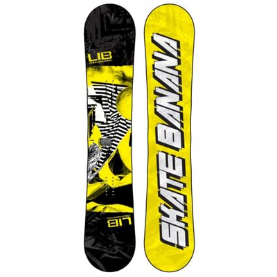 Lib Tech Skate Banana Wide Snowboard 153 - Men's