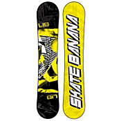 Lib Tech Skate Banana Wide Snowboard 162 - Men's