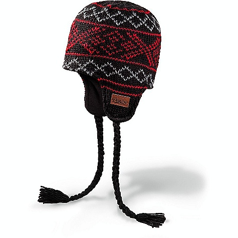 photo: DaKine Hippy Flake winter hat