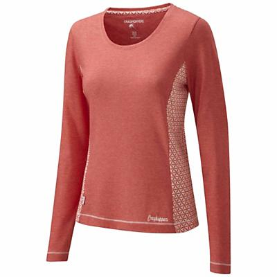 Craghoppers Women's Nosilife Benita Long Sleeve T-Shirt