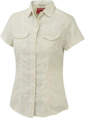 Craghoppers Women's Nosilife Darla SS Shirt