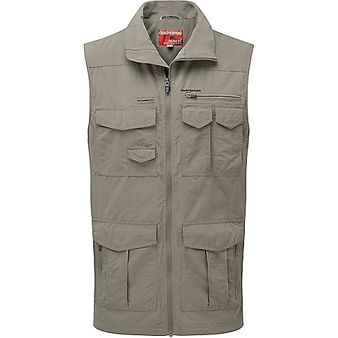 Click here for Craghoppers Men's Nosilife Sherman Gilet Vest prices
