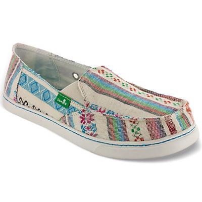 Sanuk Women's Cabrio Poncho Shoe