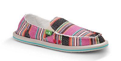 Sanuk Women's Donna Shoe
