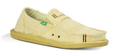 Sanuk Men's Kingston Jute Shoe