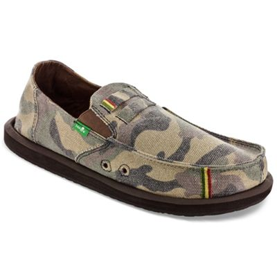 Sanuk Men's Kingston Jute Shoe