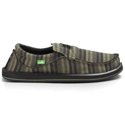 Sanuk Men's Kyoto Stripes Shoe