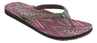 Sanuk Women's Poncho Viva Sandal