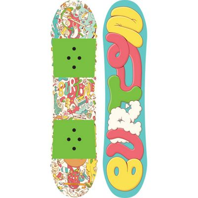 Burton After School Special Snowboard 100 - Kid's