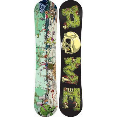 Rome Shiv Snowboard 144 - Boy's