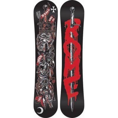 Rome Shank Snowboard 145 - Boy's