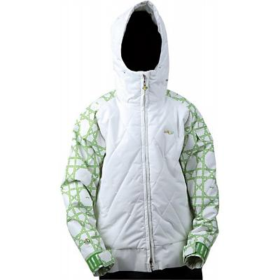 Foursquare Candy Snowboard Jacket - Girl's