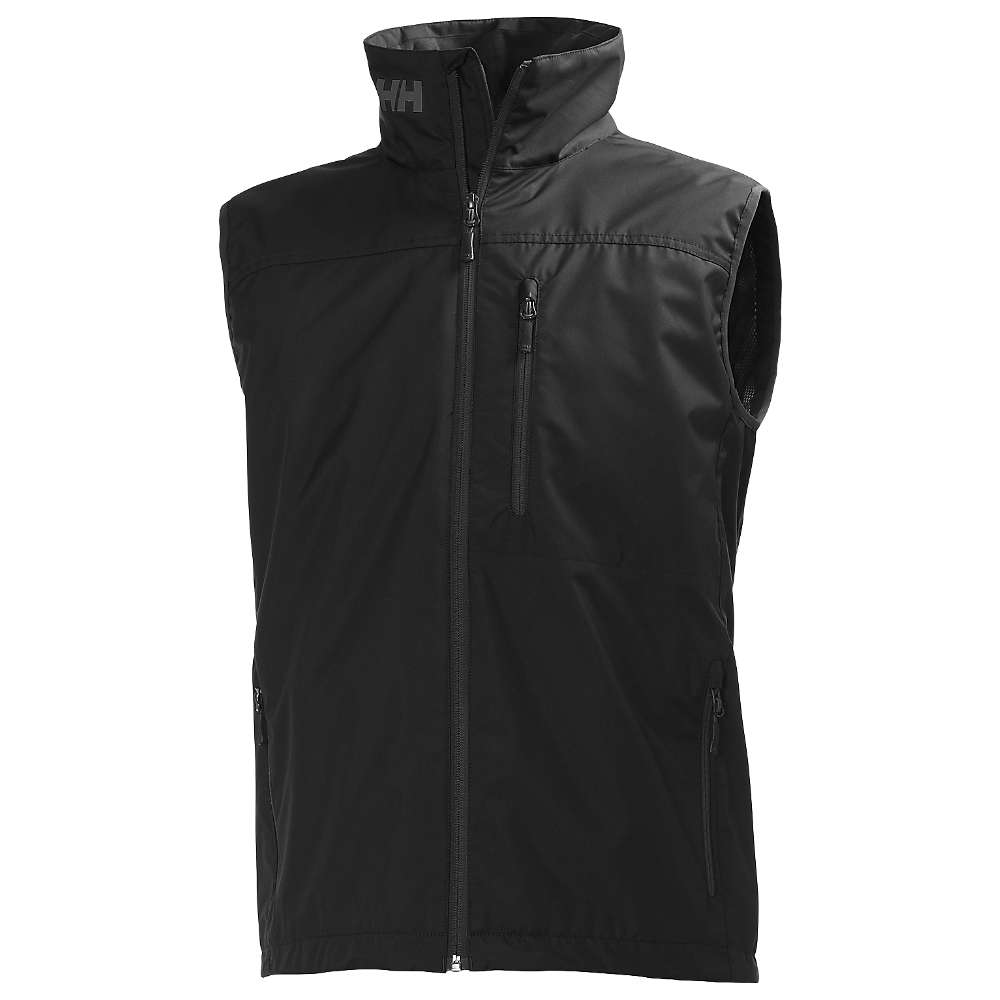 Helly Hansen Men's Crew Vest - Medium - Black