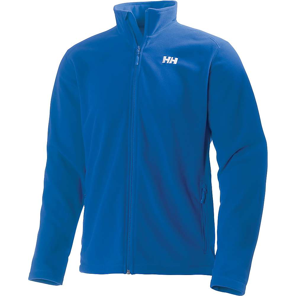 Helly Hansen Men's Daybreaker Fleece Jacket - Large - Racer Blue