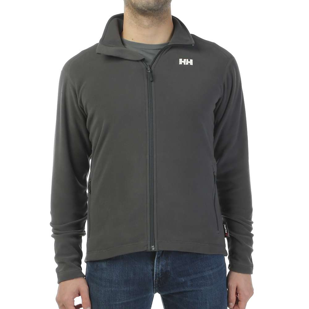 Helly Hansen Men's Daybreaker Fleece Jacket - Large - Ebony F14