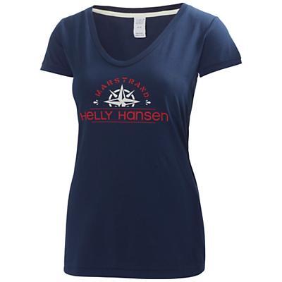 Helly Hansen Women's Graphic Heritage Short Sleeve T Shirt