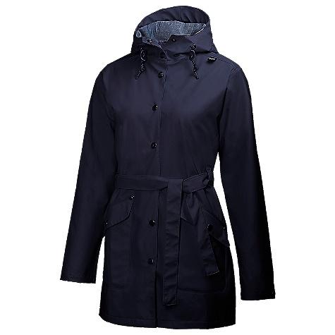 Helly Hansen Women's Kirkwall Rain Coat Navy