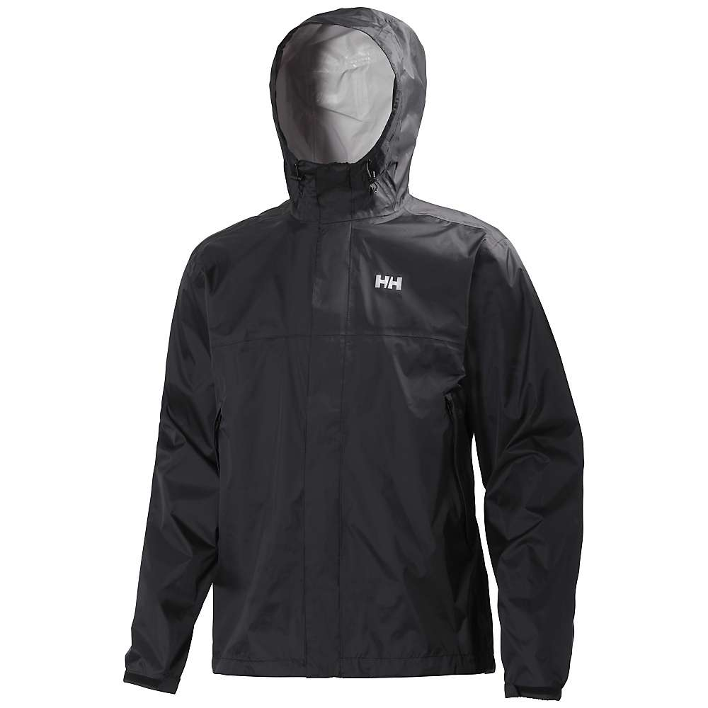 Helly Hansen Men's Loke Jacket - XL - Ebony