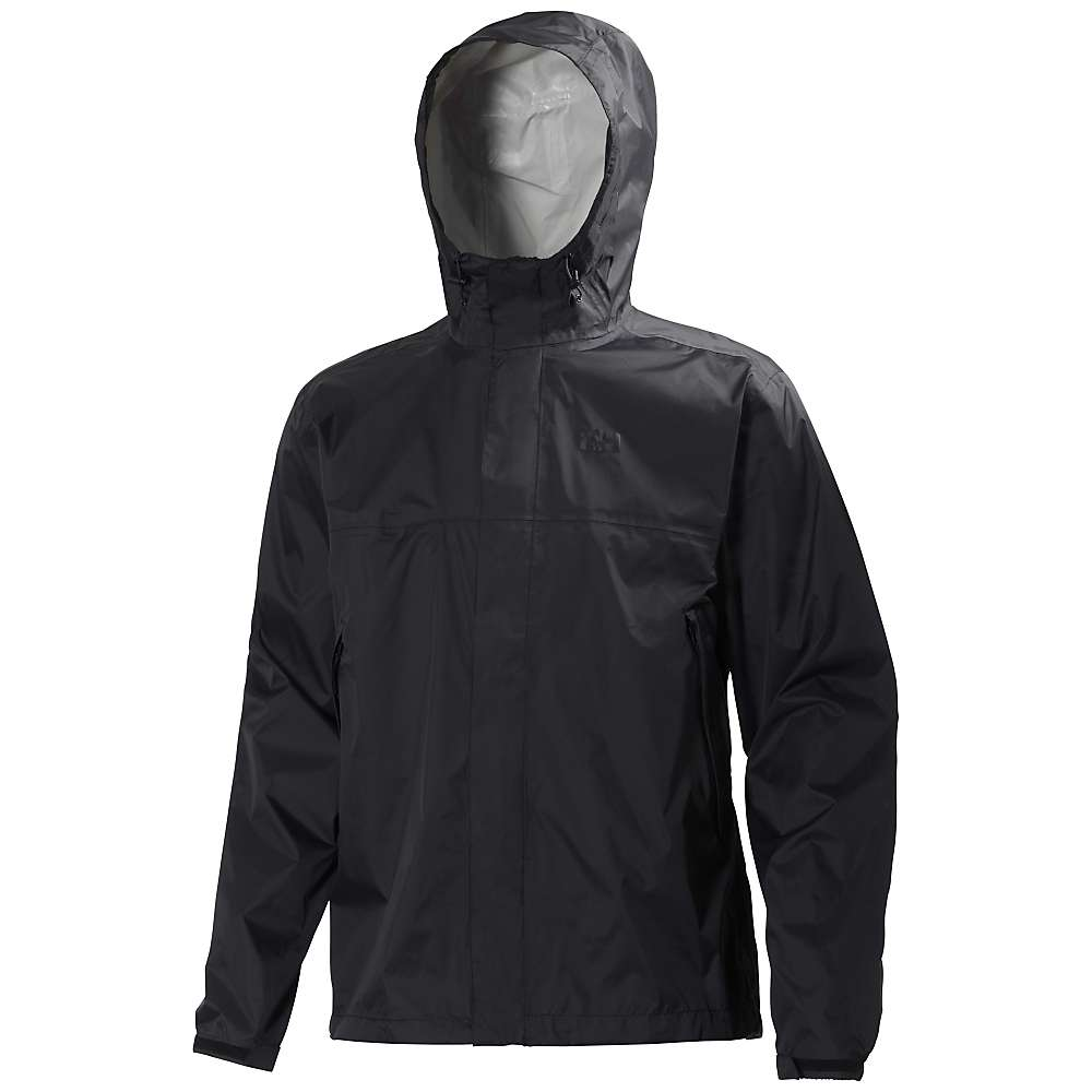 Helly Hansen Men's Loke Jacket - Medium - Black