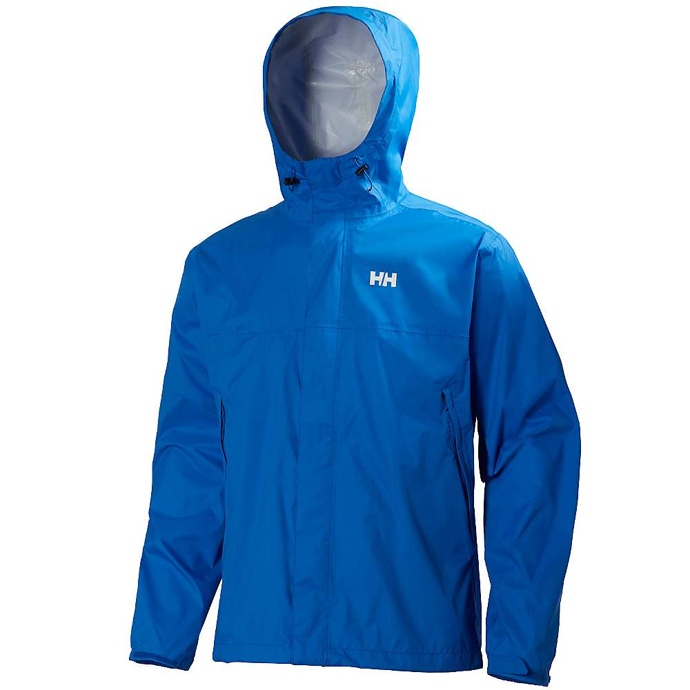 Helly Hansen Men's Loke Jacket - Large - Cobalt Blue