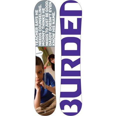 Burton Burden Snowboard 150 - Men's