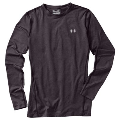 Under Armour Women's Coldgear Fitted Crew Top