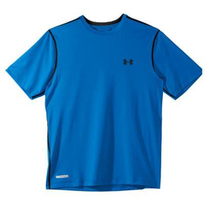 Under Armour Men's Heatgear Sonic Fitted SS T-Shirt