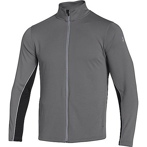 Under Armour Men's Reflex Warm Up Jacket Graphite / Black / Steel
