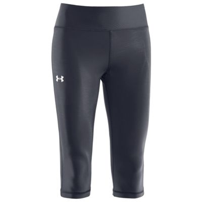 Under Armour Women's UA Authentic Capri - 15 Inch
