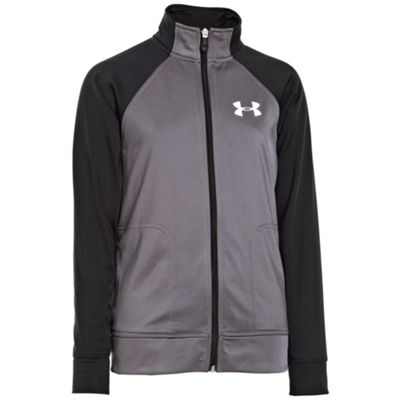 Under Armour Boys' UA Brawler II Full Zip Jacket
