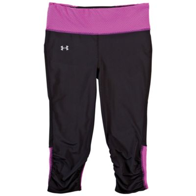 Under Armour Women's UA Fly By Compression Capri