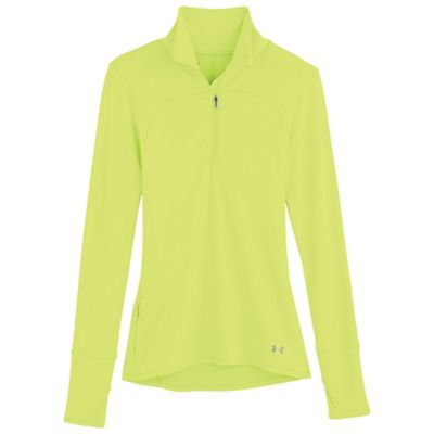 Under Armour Women's UA Qualifier Knit 1/4 Zip Top