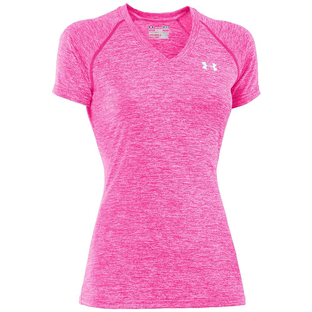 Under armour women 39 s ua twisted tech ss tee for Under armour women s twisted tech t shirt