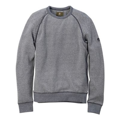 Timberland Men's Colorblock Crew Sweatshirt